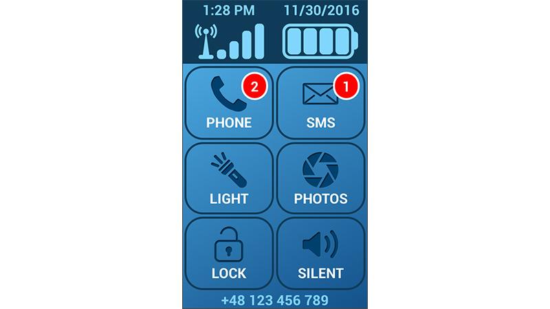 Image of Grand Launcher app