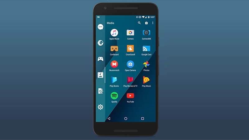 Image of Smart Launcher 3 app