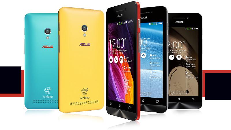 List of Asus smartphones