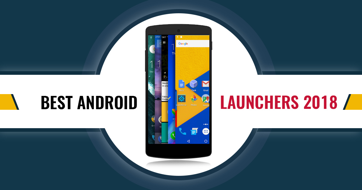 Image of best android launchers