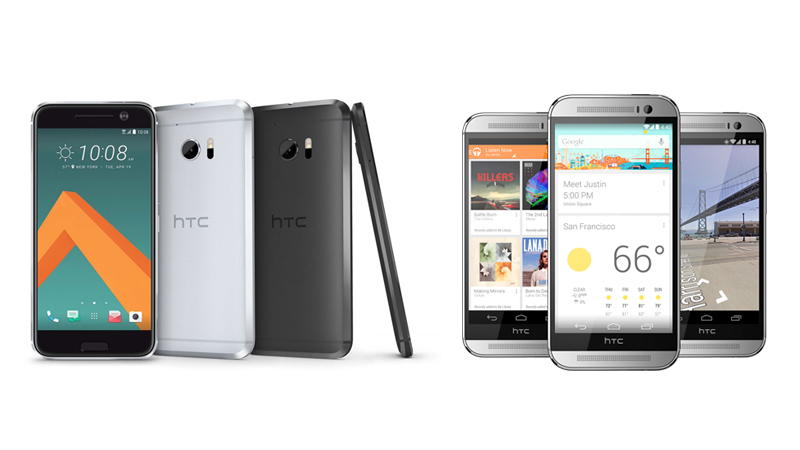 List of HTC Smartphones