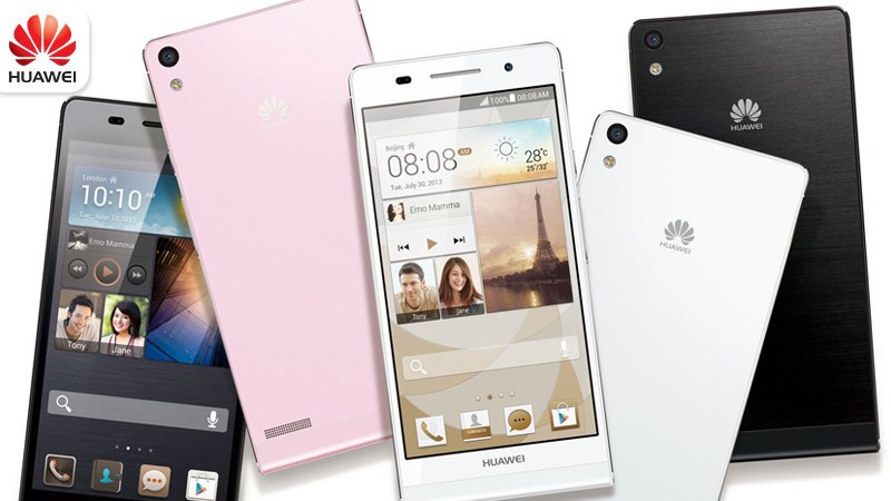 List of Huawei smartphones