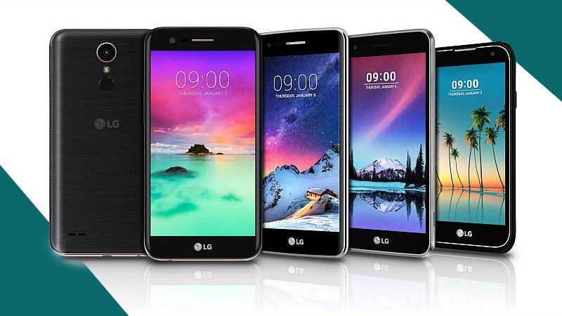 List of LG smartphones