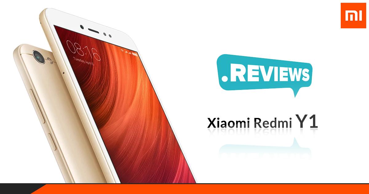 Review of Xiaomi Redmi Y1