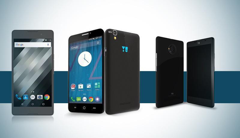 Yu smartphones