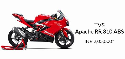 Apache RR 310
