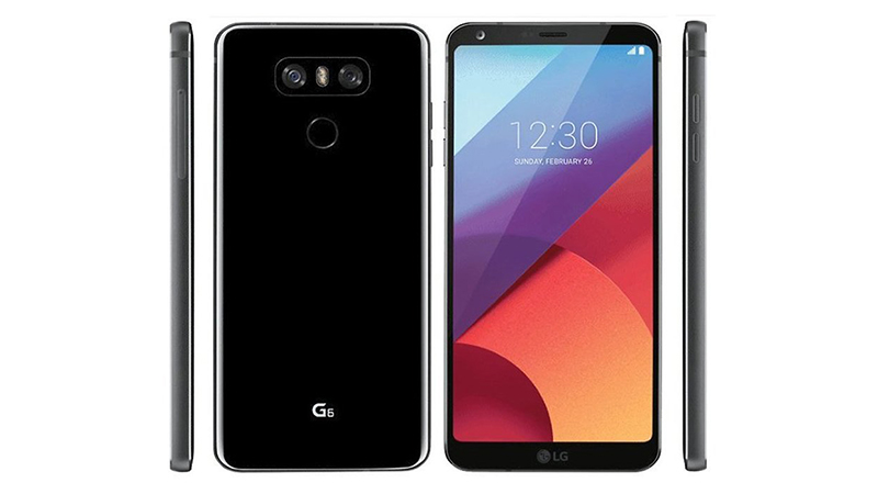 LG G6 Mobile in India