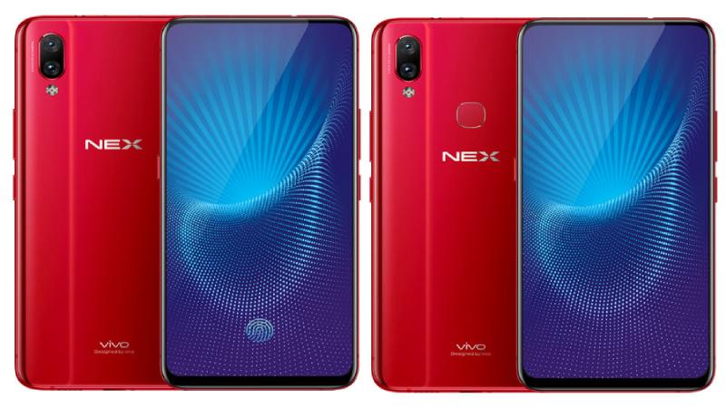 Vivo Nex S mobile