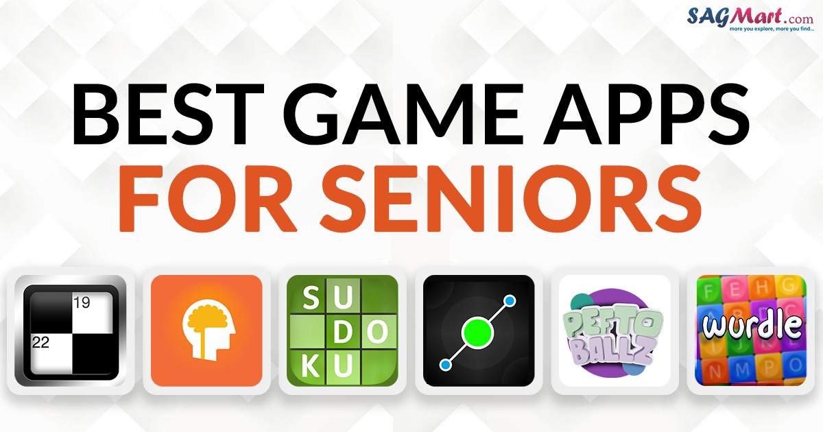 best game apps for seniors