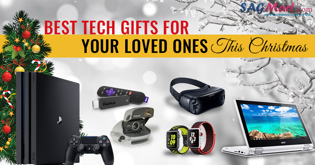 Best Tech Gifts For Your Loved Ones This Christmas