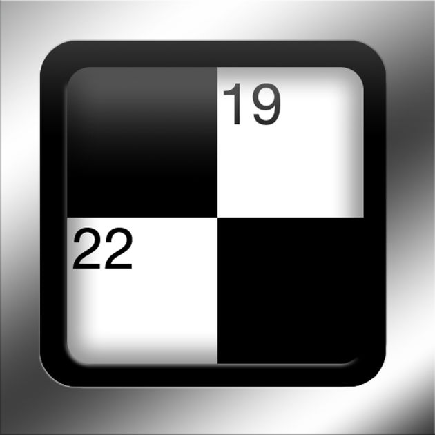 Crosswords Classic app