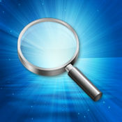 Magnifying Glass With Light By Falcon In Motion LLC