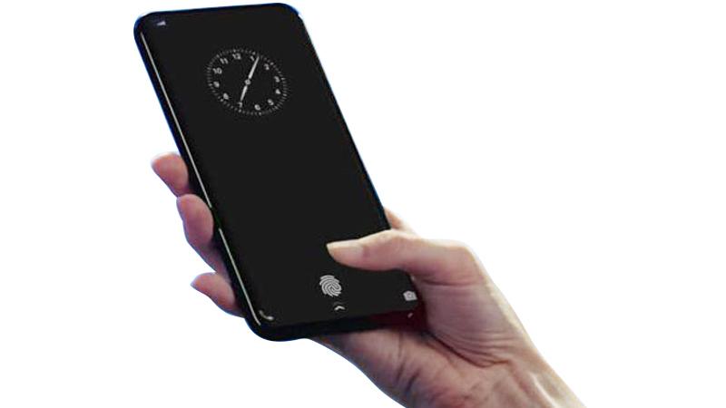 OnePlus 6 Fingerprint Sensor