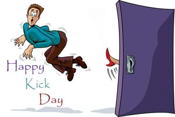 Kick day