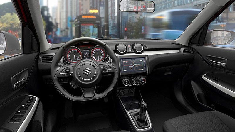 Interior-Design-Maruti-Suzuki-Swift