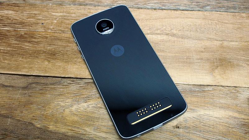 Moto Z Play Mobile