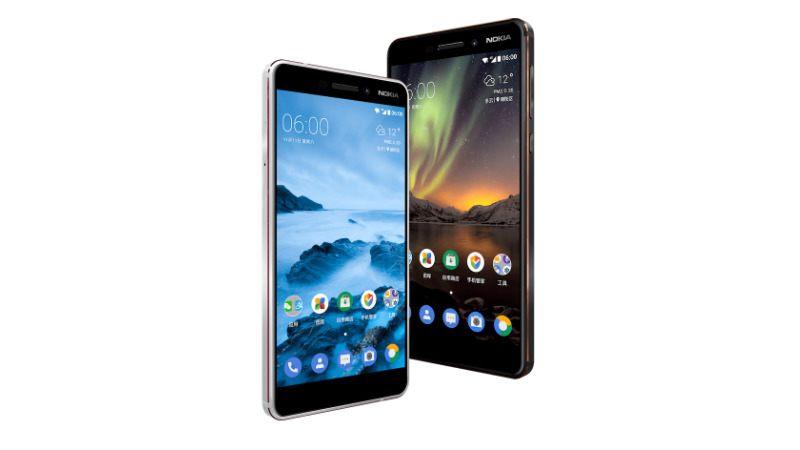 Nokia 6 (2018) Mobile