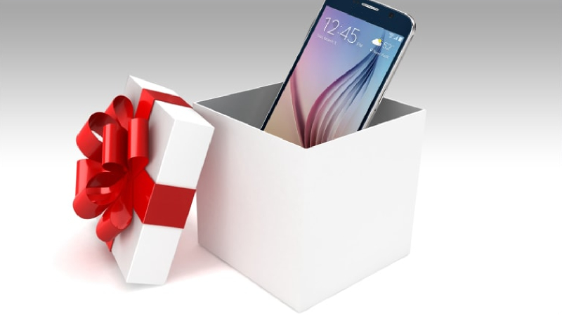 Smartphone for Gift
