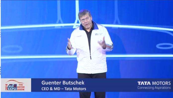 CEO of Tata Motors