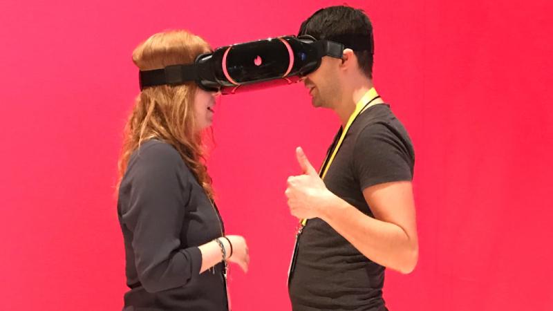 VR Handset