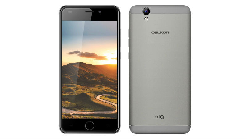 Celkon UniQ Mobile