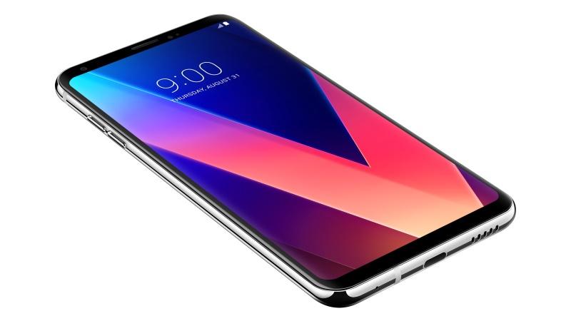 LG V30 mobile