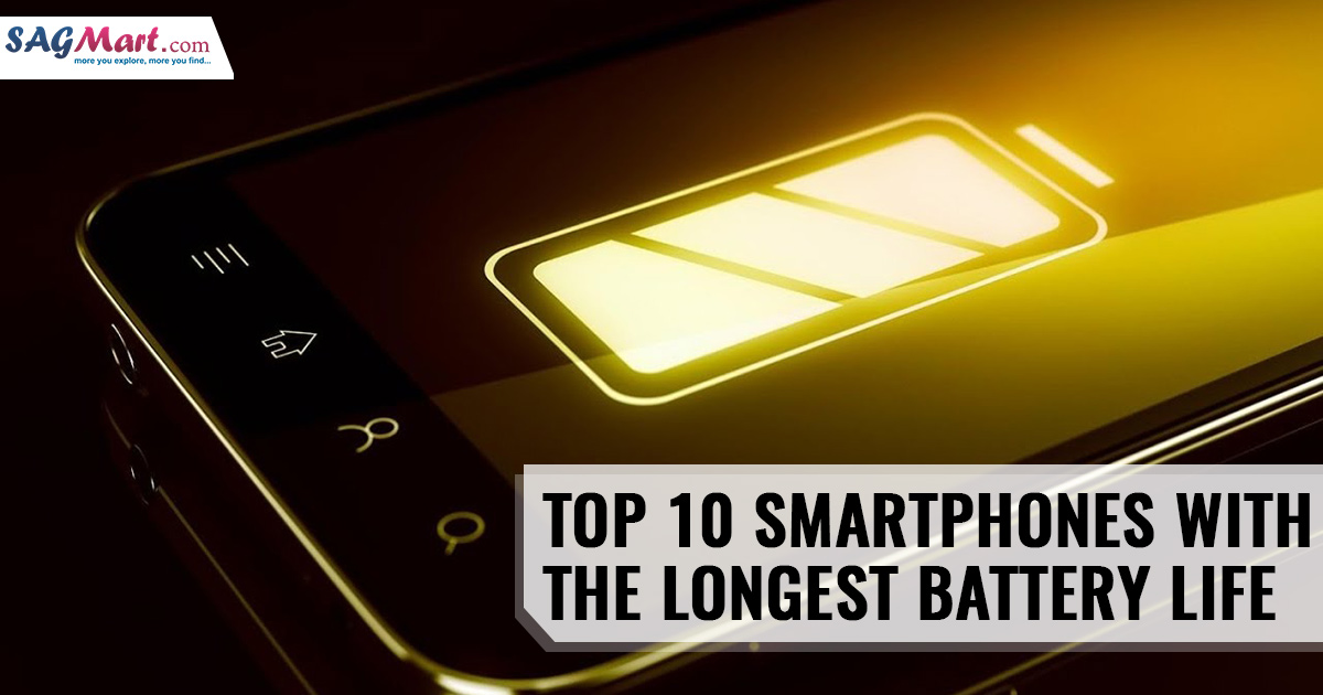 10 Smartphones With Longest Battery Life