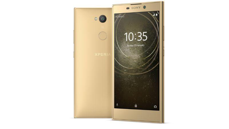 Sony Xperia L2 Mobile