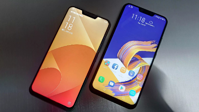 Asus Zenfone 5 and GZ