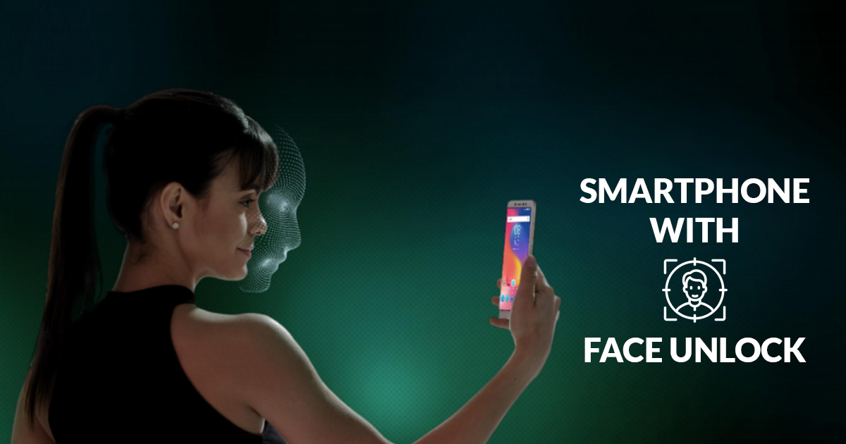 Best face unlock mobiles