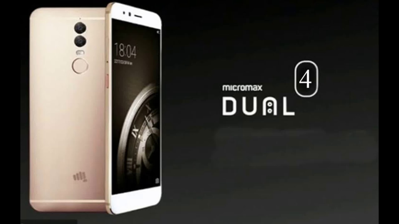 Micromax Dual 4