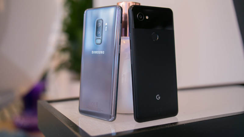 Smartphones Camera Comparison