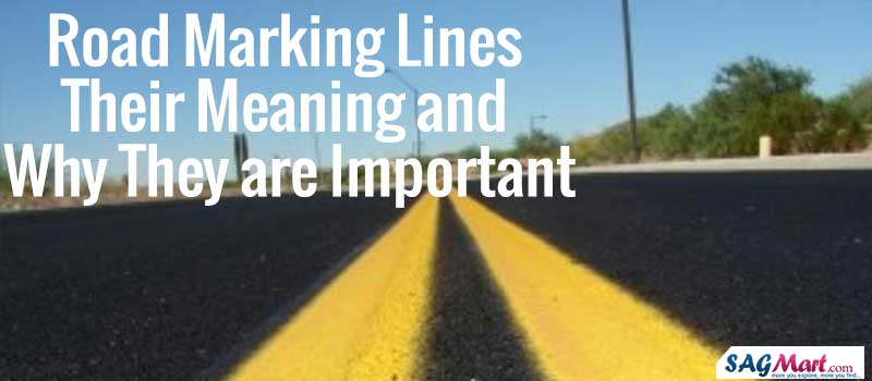 Road Marking Lines
