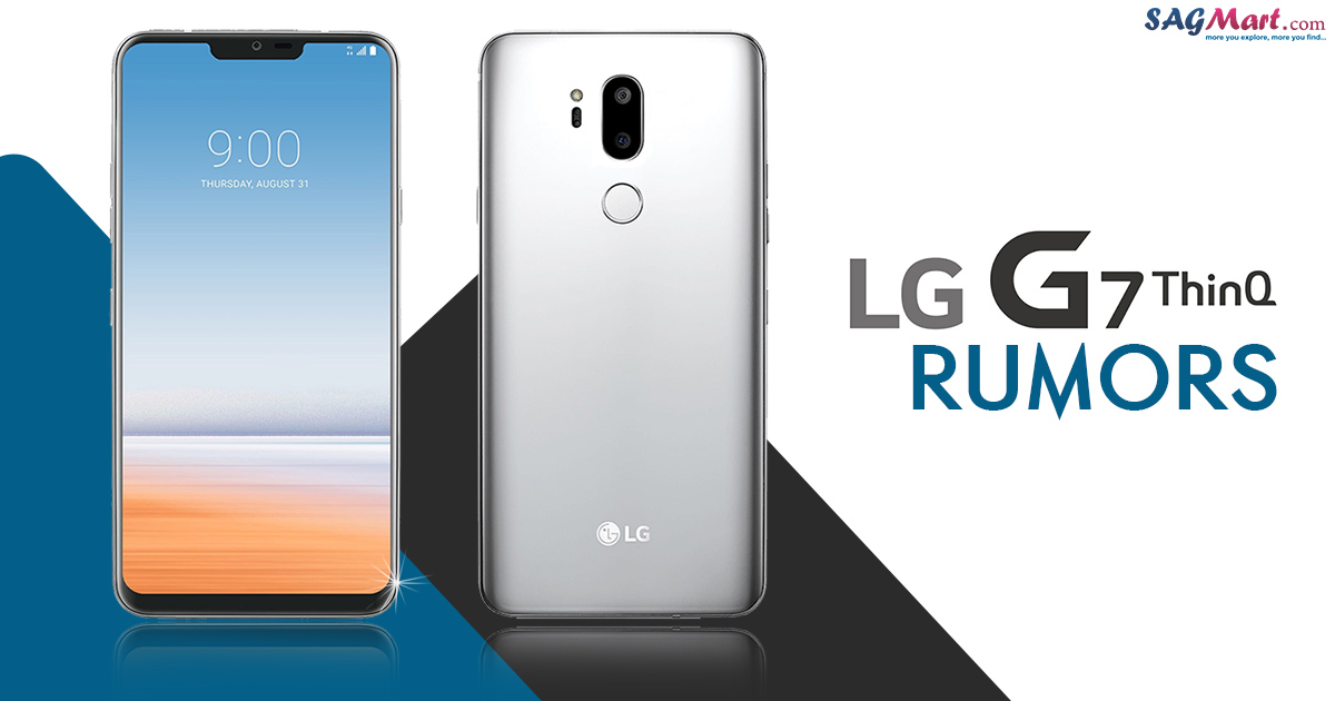 LG G7 ThinQ Mobile