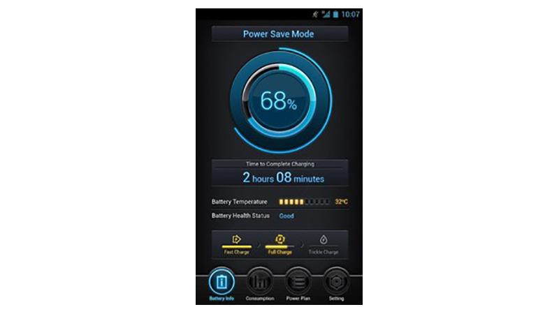 Linpus Battery Saver