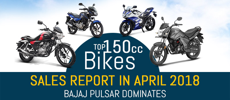Best 150cc Bikes Sales Report