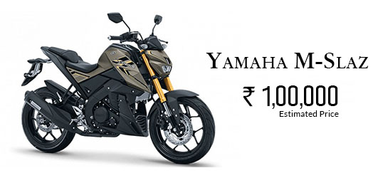 upcoming 150cc to 400cc bikes in india with estimated