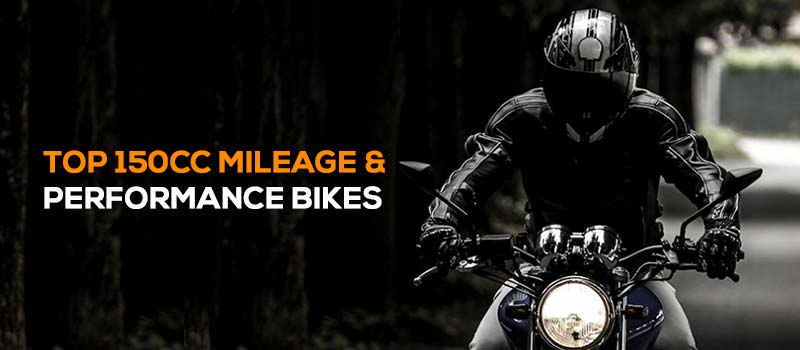 Top Three 150cc Mileage Bikes