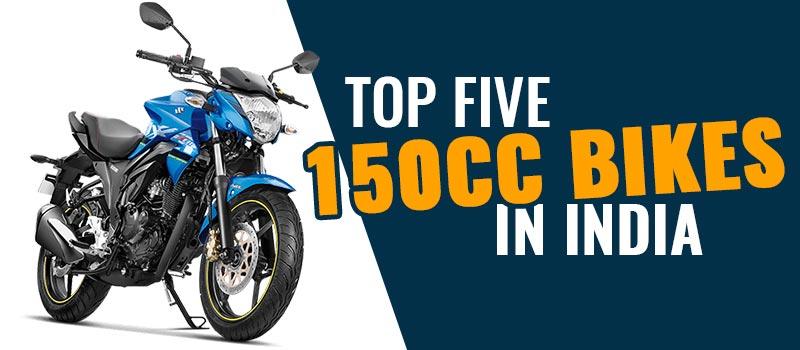 Top 150cc Bikes