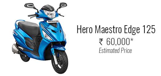 Hero Maestro Edge 125