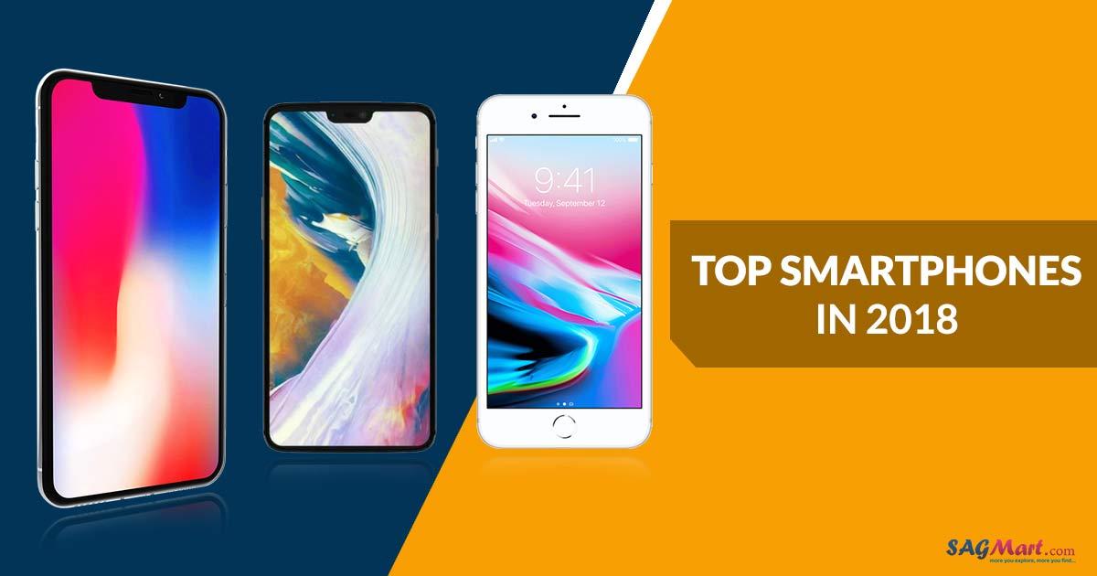 Best Smartphones of 2018