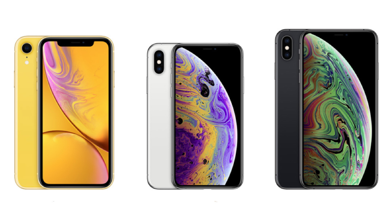 iPhone XS vs. iPhone XS Max vs. iPhone XR
