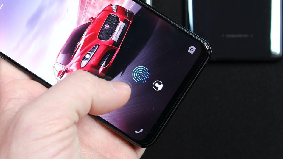 one plus 6t fingerprint