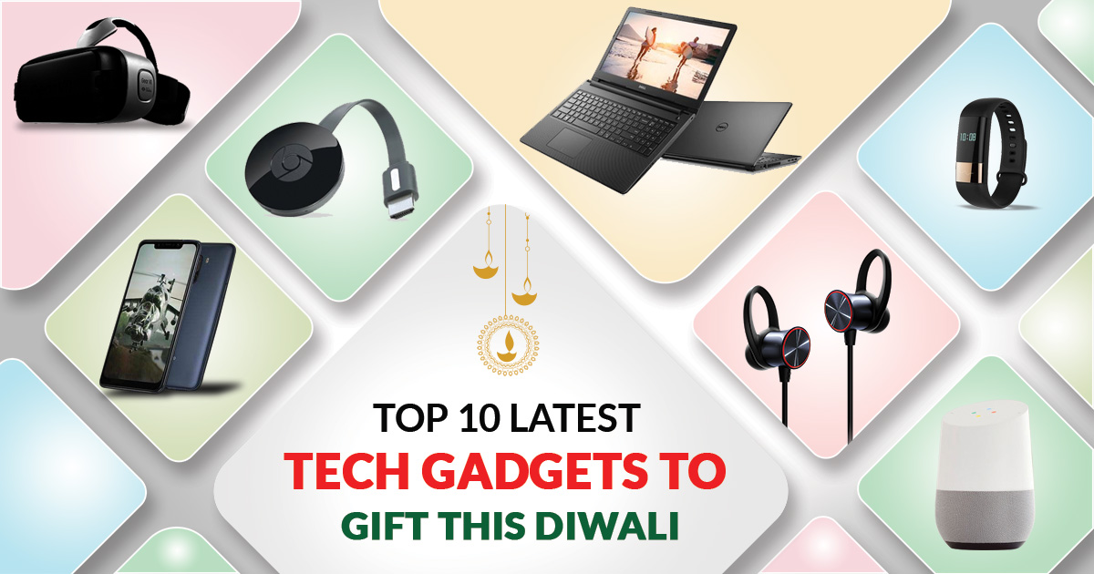 Tech Gadgets To Gift This Diwali