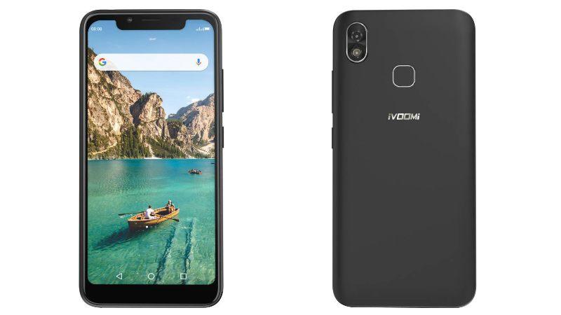 iVoomi Z1 Mobile