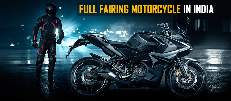 Full Fairing Motorcycle in India