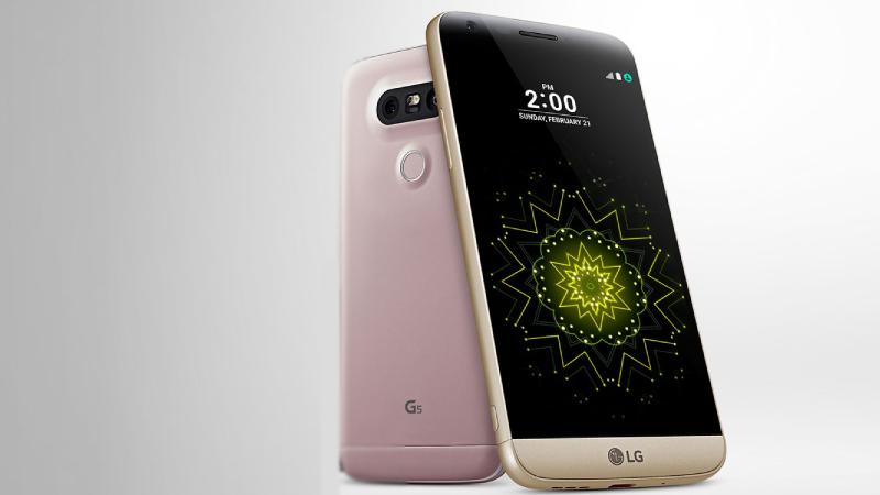 LG 5g Mobile