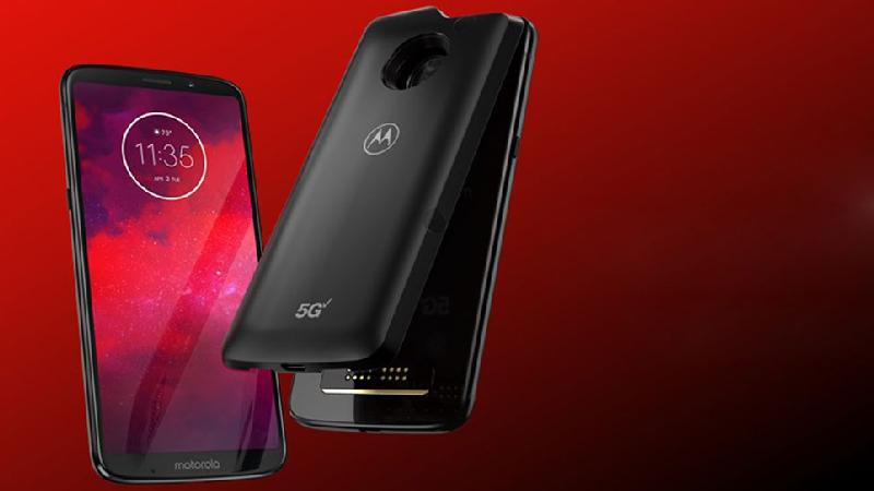 Moto 5G Mobile