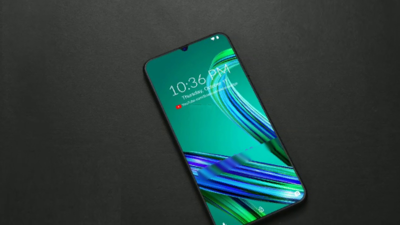 Asus Zenphone Max Pro M2