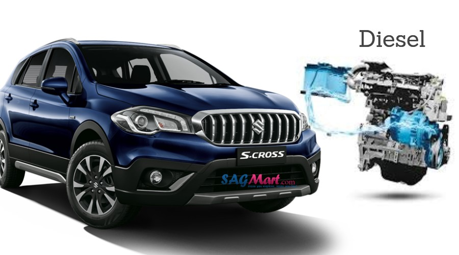 New S-Cross Diesel